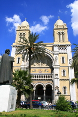 Cathedral in Tunisia