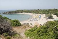 Rhodos - pláž Glystra