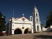 Rhodos - památky a kláštery