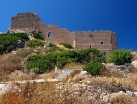Rhodos - hrad Kritina