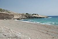 Ostrov Rhodos - pláže