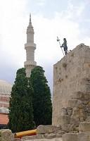 Staré město Rhodos - mešita