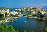 Agios Nikolaos - jezero Voulismeni
