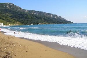 Korfu - Smaragdový ostrov - Agios Stefanos