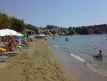 Pláže ostrova Skiathos