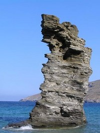 Andros pláže