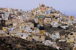 Karpathos a jeho vesničky