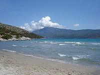 Samos - pláže na ostrově