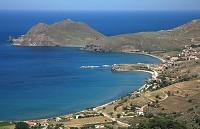 Krásné pobřeží Limnosu
