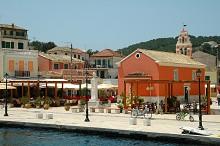 Hlavní město ostrova Paxos - Gaios