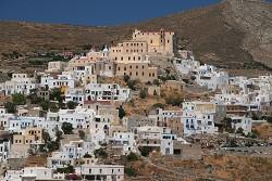 Syros - hlavní město Erimoupolis