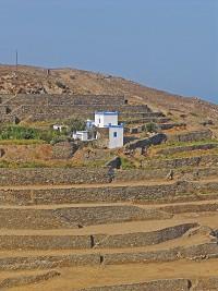 Syros - terasy na ostrově