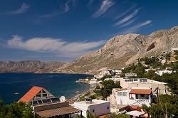Středisko Massouri na Kalymnos