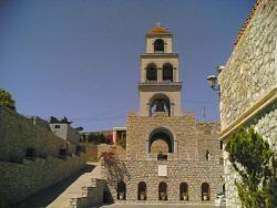 Klášter Agios Sabbas na Kalymnos
